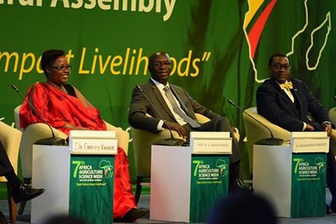 Rwanda is hosting the 7th Africa Agriculture Science week