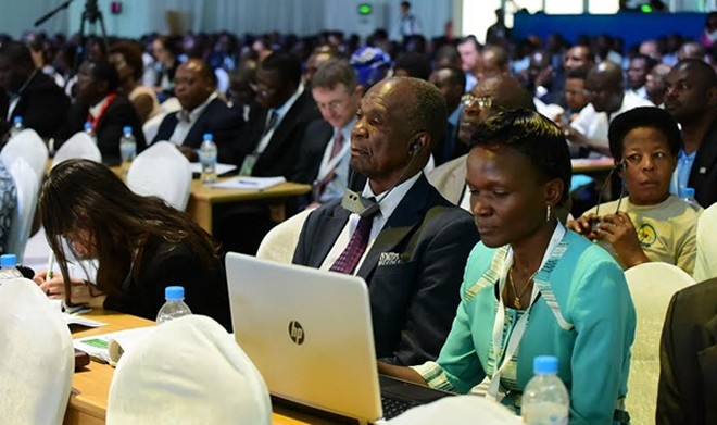 Experts want technology-based agriculture in Africa