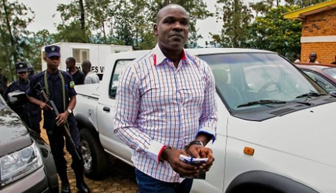 Ladislas Ntaganzwa a genocide suspect recently extradited to Rwanda