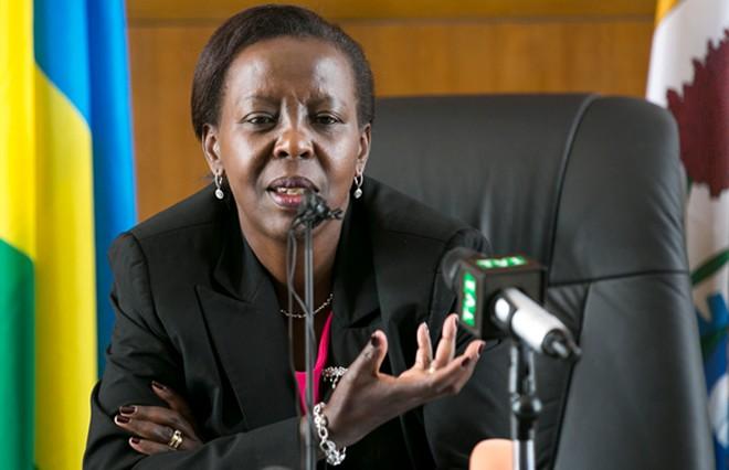 Louise Mushikiwabo, Rwanda's Foreign Affairs Minister