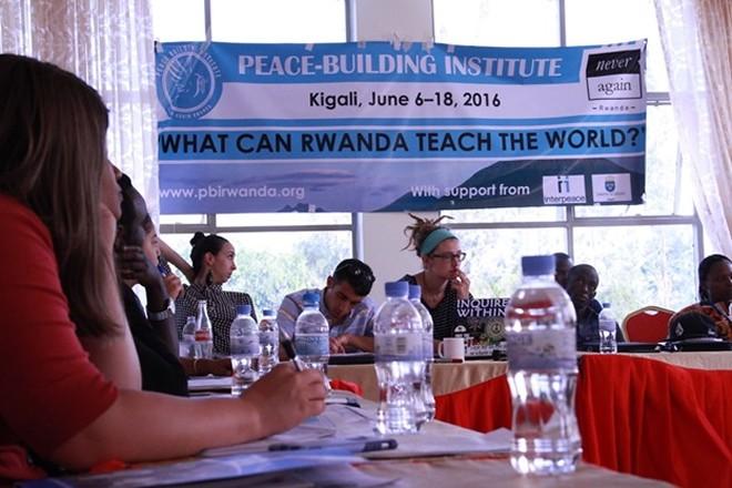 leaning from Rwanda's experiences