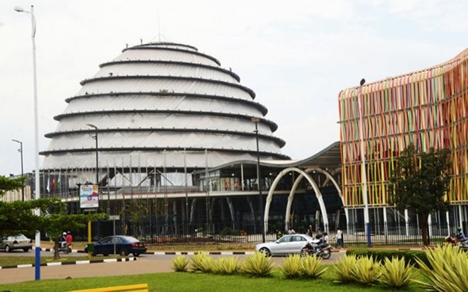 The Kigali convention center facility with net floor area of 32,200 m2, offers premium conditions for regional and international events like conventions, exhibitions, festivals and cultural happenings with the adjoining 5-star Convention Hotel and the directly connected IT-Office-Park.