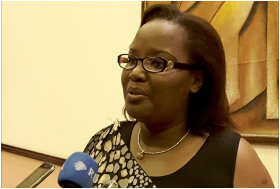 Rwanda's Minister of Agriculture and Animal Resources Dr. Geraldine Mukeshimana has apologised for poorly managing a major continental event hosted in Kigali.