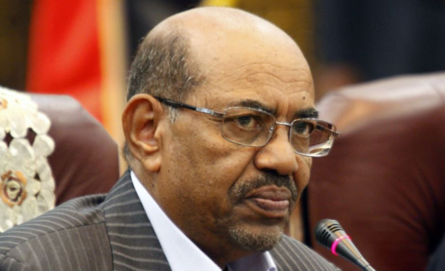 President of Sudan Omar Al Bashir