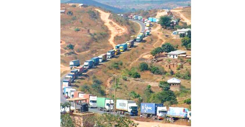 Cargo trucks blocked from entering Burundi