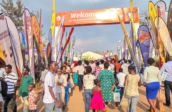 International trade fair at Gikondo Expo ground
