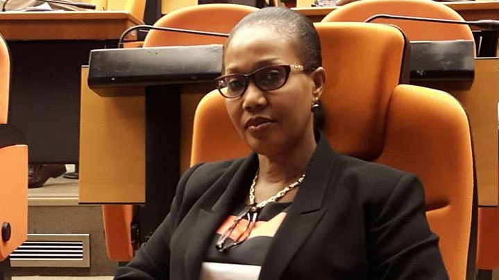 Hafsa Mossi Burundi's Legislator at East African Legislative Assembly