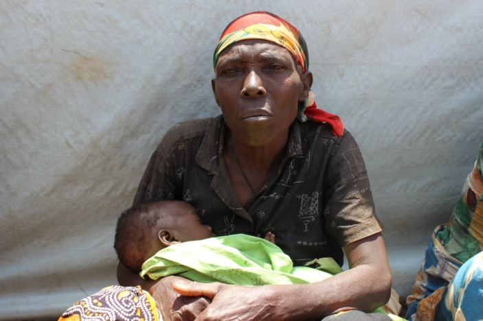 Burundian refugee ponders what the future holds for her as her country sliders into more sustained violence