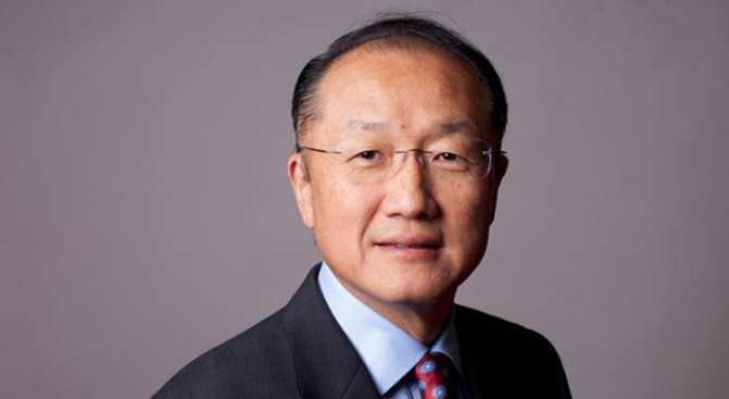 Dr. Jim Yong Kim is seeking a second term as president of the World Bank group