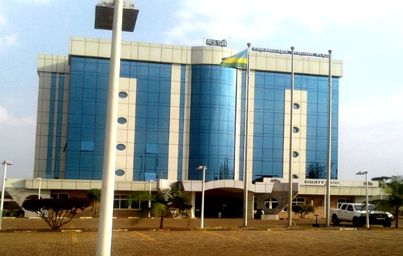 One of the commercial buildings owned by Rwanda Social Security Board-RSSB