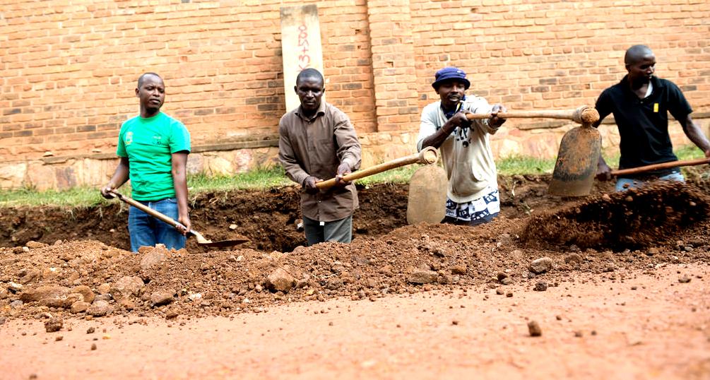 VUP program helps poorest citizens through providing interest free start up loans, temporary jobs on public works