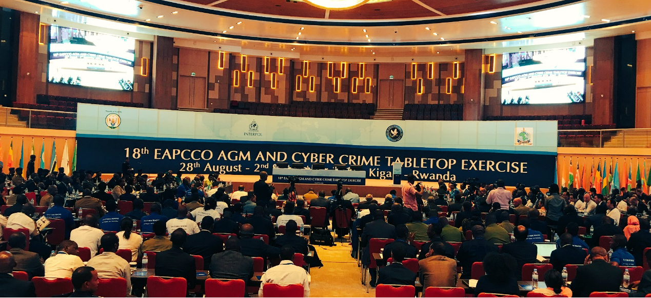 President Kagame at the 18th Annual General Assembly of the Eastern Africa Police Chiefs Cooperation Organization