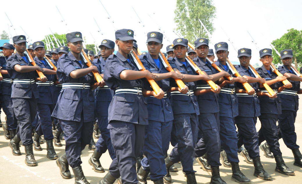 Over 900 completed 'Police Basic Course' in January last year