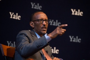 Rwanda Not A Park, Its People Not Trees – says Kagame At Yale