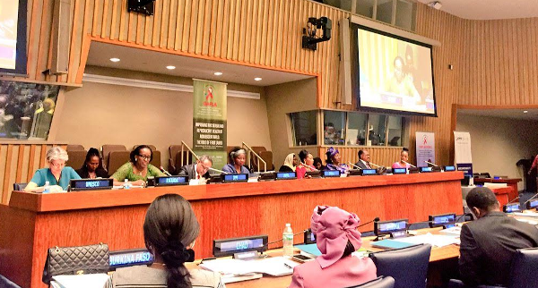 Meeting of the Organization of African First Ladies Against HIV/AIDS (OAFLA)