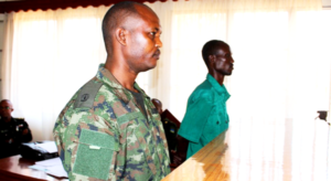 RDF Officer Remanded to 30 Days in Jail over Murder