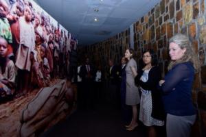 princess-sarah-zeid-of-jordan-at-kigali-genocide-memorial