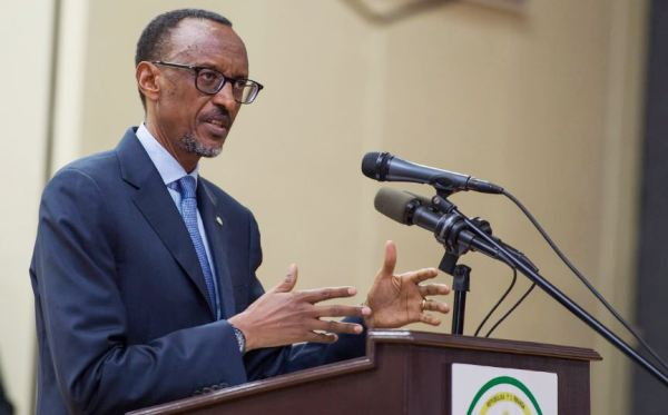 President Paul Kagame Speaking at launch of Judicial Year 2016-2017