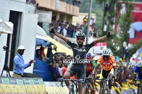 Eritrean Eyob Metkel wins Stage 5 Muhanga - Musanze (125.8Km)
