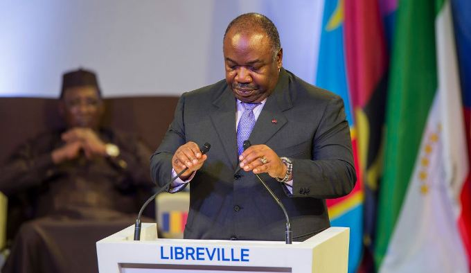 President Ali Bongo Odimba host of the 8th Economic Community of Central African States (ECCAS)
