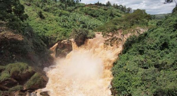 Rusumo water falls offer potential for hydro-power generation