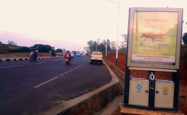 Kigali City wants all non Digital billboards removed from the city