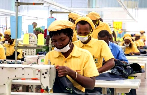More locally made products have began flooding Rwanda market