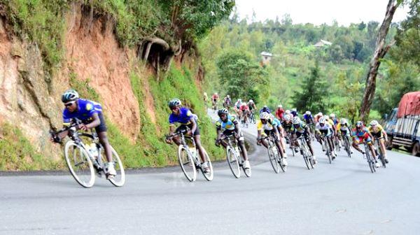 Tour du Rwanda has grown into an international competition