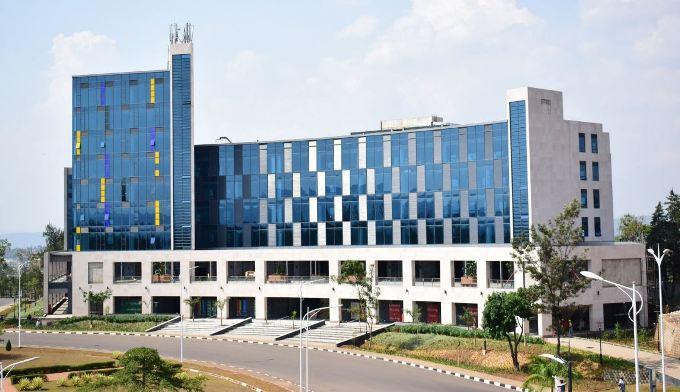 Kigali Heights complex cost upto $ 40 Million