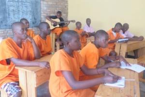 Rwandan Inmates Transit from Custody to Boarding School