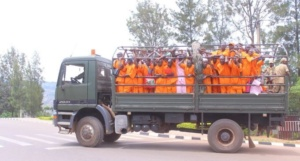 In Rwanda, the Ratio of Prison Guard to Inmate is 1:30