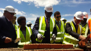 Rwanda Constructs 80 MW Peat-to-Power Plant