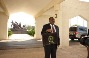 Cabinet Approves Budget for 2017/2018 Fiscal Year