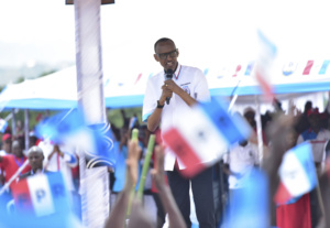 Kagame 'Glad' Outcome of Elections Already Known