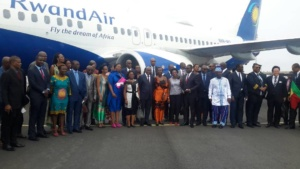 RwandAir Opens New Hub in Benin as Rwanda Builds New Airport
