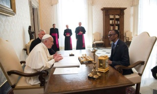 Goodbye 2017: Rwanda, Vatican Find Common Ground after 23 years