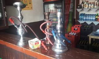 Crackdown on Shisha Dealers Kicks off