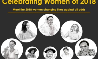 Celebrating Rwandan Women of 2018