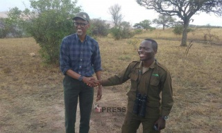 Six Hours with President Kagame-Memoirs of Akagera Guide