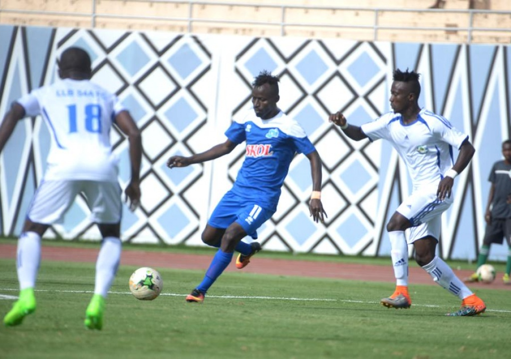 CAF CL: Rayon Sports Edge LLB to Set-up Masandawana Clash