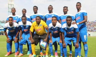 CAF CL: Rayon Sports, Lydia Ludic Play to 1-all Draw