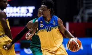 FIBA Africa Qualifiers: Ruhezamihigo Boosts Up Hoops Team Preps