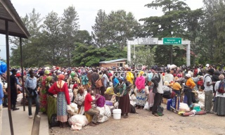 Burundian Refugees Decide to Return Home