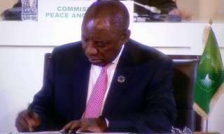 South Africa Endorses CFTA Agreement
