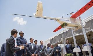 Rwanda's Drones Complete 25,000 Flights in Blood, Medicine Delivery