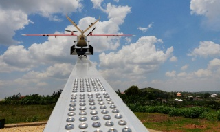 Rwanda's Drone to Increase Blood Delivery to 400 New Destinations