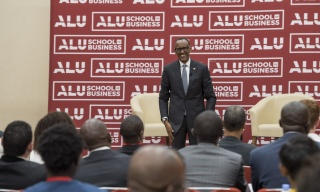 Kagame Lectures on Liberation Spirit at ALU Inaugural Graduation