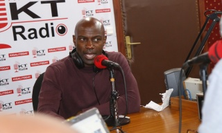 Film Star David Gyasi  Returns to Rekindle Love Affair with Rwanda