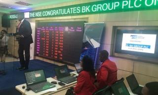 Bank of Kigali Cross-lists on Nairobi Bourse