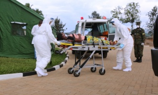 Ebola, Covid-19, The Evil Twins Kept At Bay from Western Province